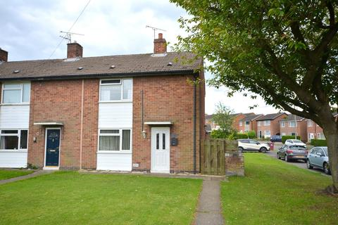 2 bedroom end of terrace house for sale - Queensway, Pilsley, Chesterfield, S45 8HT
