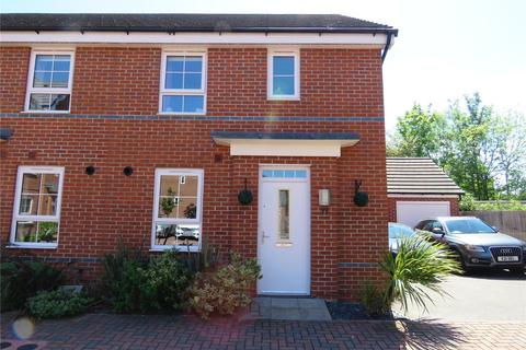 3 bedroom end of terrace house for sale - Wolston Close, Shirley, West Midlands, B90