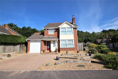 4 bedroom detached house for sale - Twin Oaks Close, Broadstone, BH18