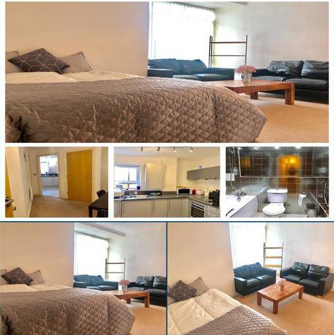 3 bedroom flat share to rent - Qube Apartments, 2 Townsend Way, Birmingham B1
