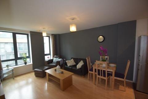 2 bedroom apartment to rent - City South, City Road East, Manchester, M15 4QE