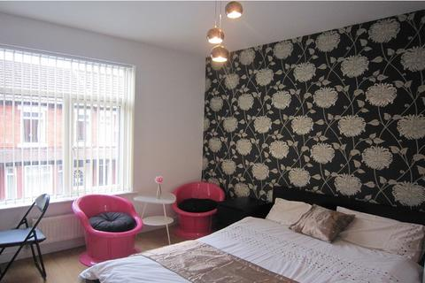 8 bedroom terraced house to rent - Albion Road, 8 Bed, Fallowfield
