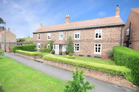 5 bedroom detached house for sale - Main Street, Little Ouseburn, York, YO26 9TD