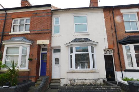 3 bedroom terraced house for sale - Dulverton Road, Leicester, LE3