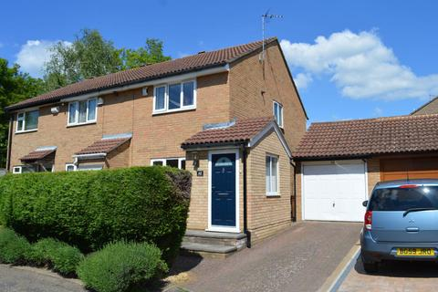 2 bedroom end of terrace house for sale - Manorfield Close, Little Billing, Northampton NN3 9SP