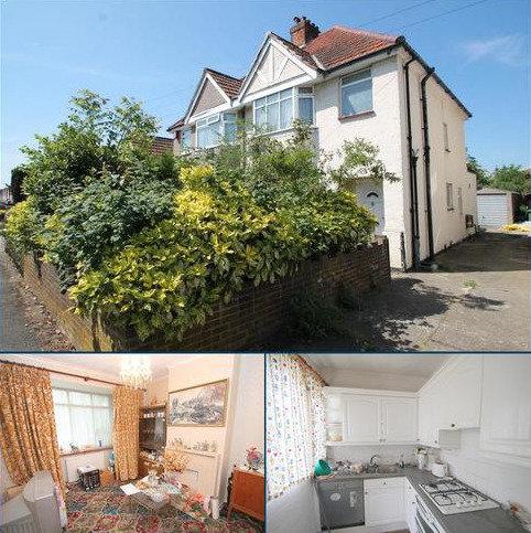 3 bedroom semi-detached house for sale - Sandell's Avenue, Ashford, TW15