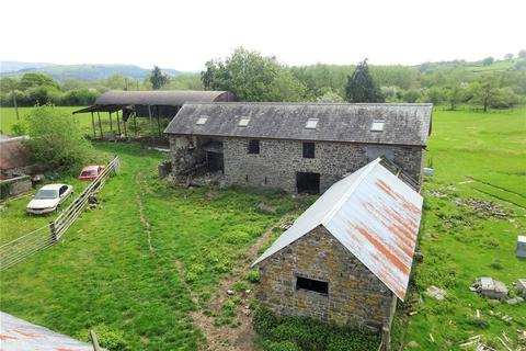 4 bedroom barn conversion for sale - Caersws Road, Pontdolgoch, Caersws, Powys