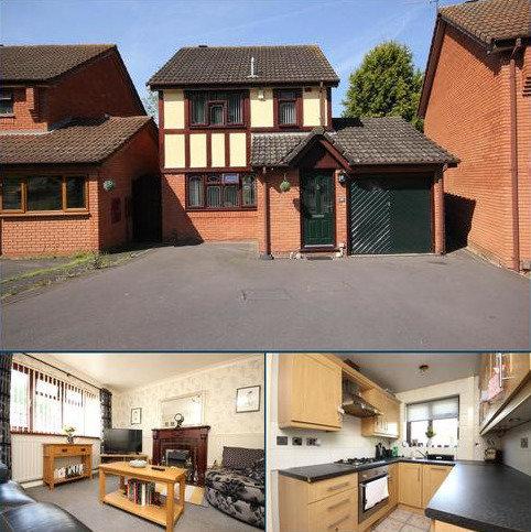 3 bedroom detached house for sale - Moyle Drive, Halesowen, West Midlands, B63