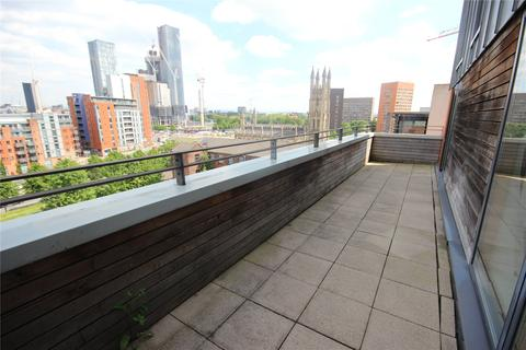 1 bedroom flat to rent - The Base, Arundel Street, Manchester, Greater Manchester, M15