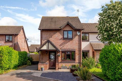 2 bedroom end of terrace house for sale - Honeyfields, Tarporley
