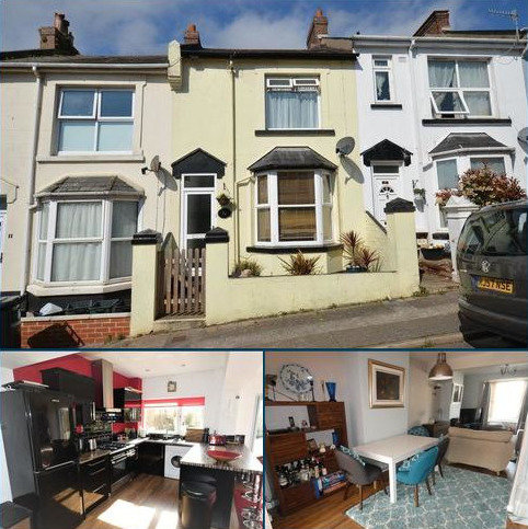 2 bedroom terraced house for sale - Climsland Road, Paignton
