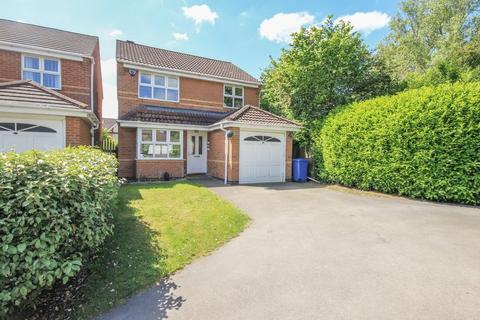 3 bedroom detached house for sale - Ambervale Close, Littleover, Derby