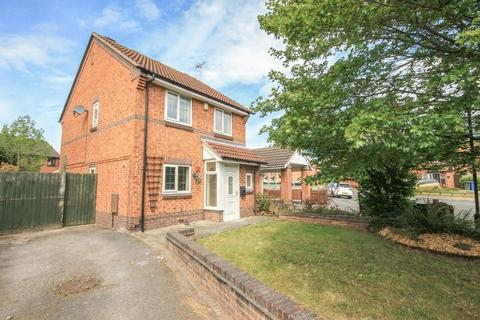 3 bedroom detached house for sale - Siskin Drive, Sinfin, Derby