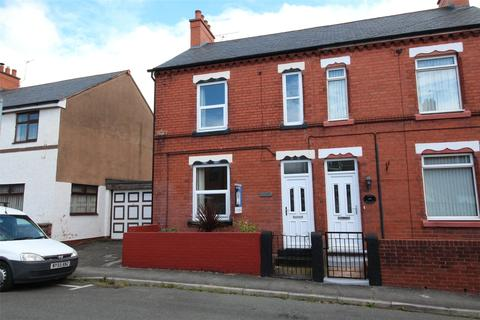 2 bedroom semi-detached house to rent - New Road, Southsea, Wrexham, LL11