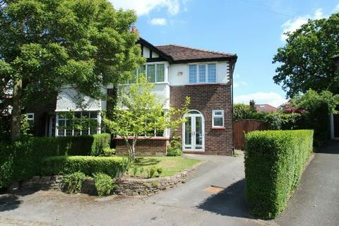 3 bedroom semi-detached house to rent - Hillside Road, Hale