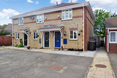 2 bedroom end of terrace house for sale - Arnald Way, Dunstable