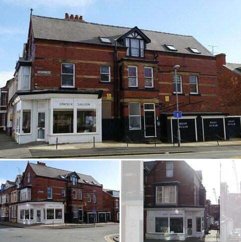 Studio to rent - Flat 4, 22 Fairfield Road, Bridlington YO15 3DP