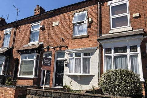 2 bedroom terraced house to rent - Charlotte Road, Birmingham