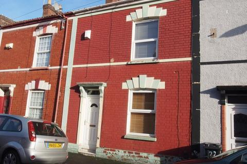 2 bedroom terraced house to rent - Lancaster Street, Bristol