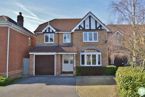 4 bedroom detached house for sale - East Field Close, Headington