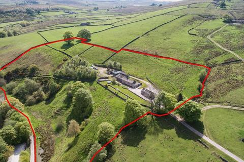 3 bedroom cottage for sale - Greensytch Farm, Gradbach Mill Lane, Quarnford, Buxton