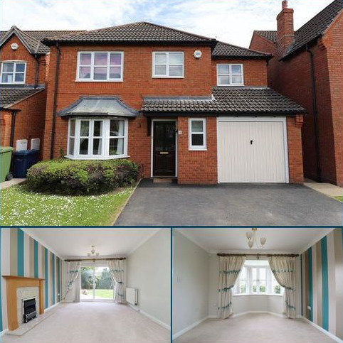 4 bedroom detached house to rent - Tudor Close, Gloucester