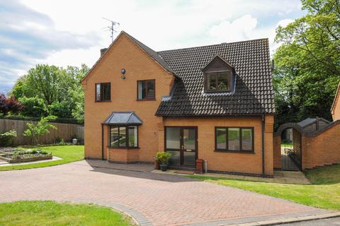 4 bedroom detached house for sale - Treeneuk Close, Ashgate, Chesterfield