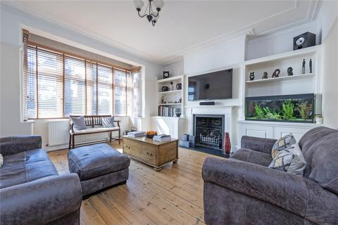5 bedroom end of terrace house for sale - Broomwood Road, London, SW11