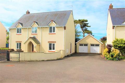 4 bedroom detached house for sale - Burrows Close, Southgate
