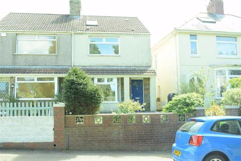 3 bedroom semi-detached house for sale - Prospect Place, Sketty