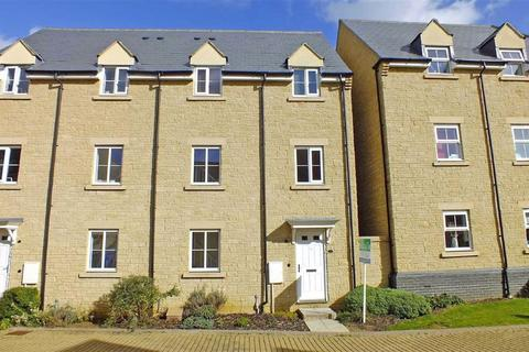 2 bedroom townhouse for sale - West Way, Bishops Cleeve, Cheltenham, GL52