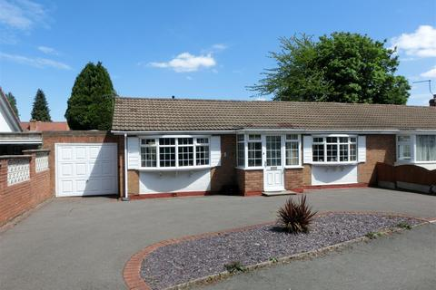 2 bedroom semi-detached bungalow for sale - Bardon Drive, Shirley, Solihull