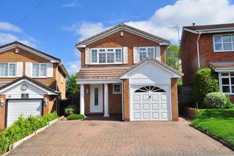 4 bedroom detached house for sale - Hartsbourne Drive, Halesowen