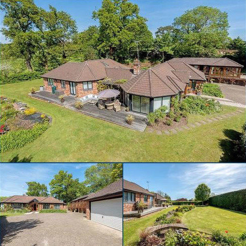 5 bedroom detached house for sale - Harefield Drive, Lympstone, Exmouth, Devon, EX8
