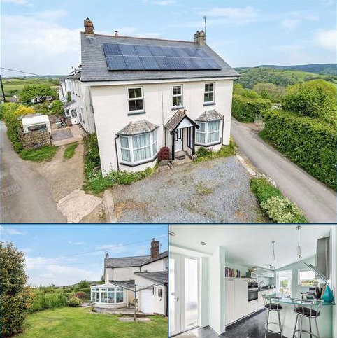 4 bedroom semi-detached house for sale - Butts Lane, Christow, Exeter, Devon, EX6