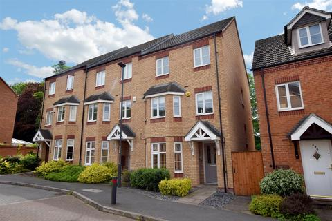 3 bedroom townhouse for sale - Highfields Park Drive, Darley Abbey, Derby