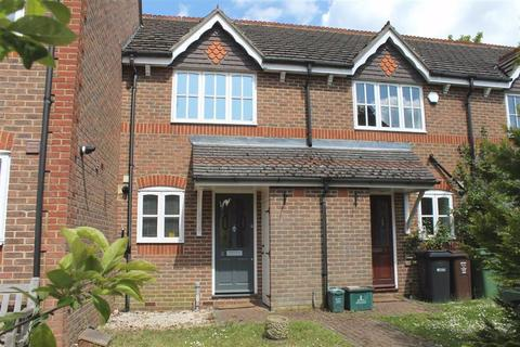 2 bedroom terraced house for sale - Betjeman Close, Harpenden, Hertfordshire