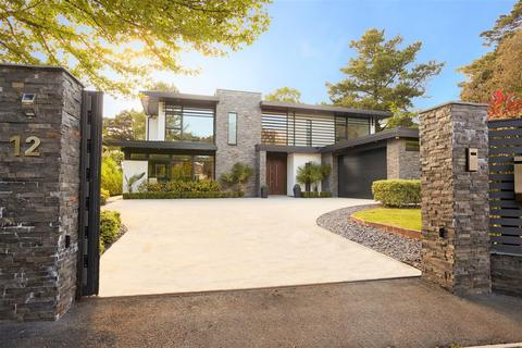4 bedroom detached house for sale - Nairn Road, Canford Cliffs, Poole
