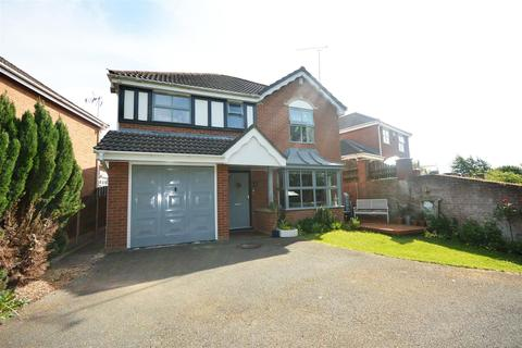 4 bedroom detached house for sale - Forge Fields, Wheelock