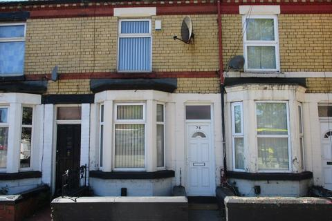 2 bedroom terraced house for sale - Derby Road, Birkenhead, CH42