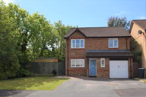 4 bedroom detached house for sale - Middlecombe Drive, Barnstaple