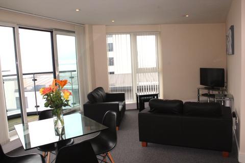 2 bedroom apartment to rent - Meridian Tower, Maritime Quarter, Swansea, SA1 1JN
