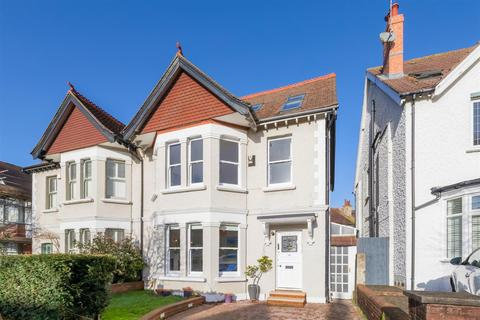 6 bedroom semi-detached house for sale - Wilbury Crescent, Hove