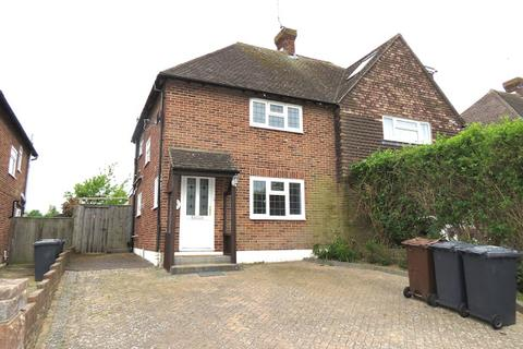 2 bedroom semi-detached house to rent - HAREBEATING DRIVE, HAILSHAM, BN27