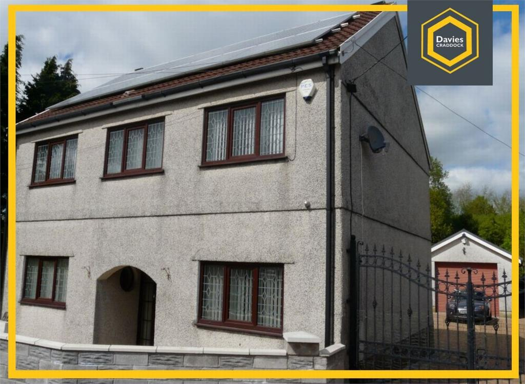 3 Bedrooms Detached House for sale in 66 Cwmfelin Road, Llanelli, Carmarthenshire