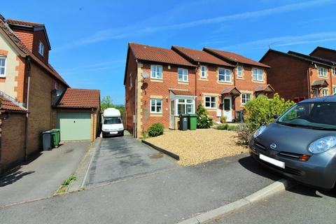 2 bedroom end of terrace house for sale - Nasturtium Way, Pontprennau, Cardiff