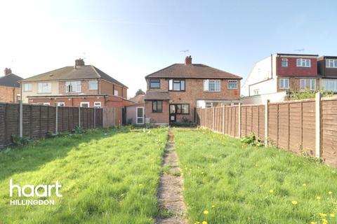 3 bedroom semi-detached house for sale - Ryefield Avenue, Hillingdon