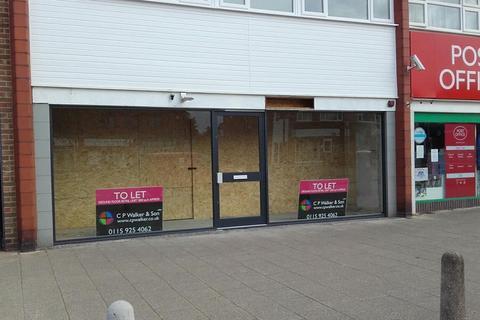 Retail property (high street) to rent - Ex RBS, 189 Bramcote La, Wollaton, NG8 2QJ
