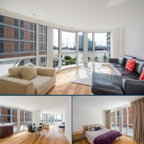 2 bedroom flat for sale - Ontario Tower, 4 Fairmont Avenue, London, E14