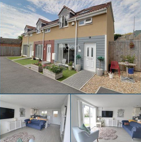 2 bedroom end of terrace house for sale - Bristol